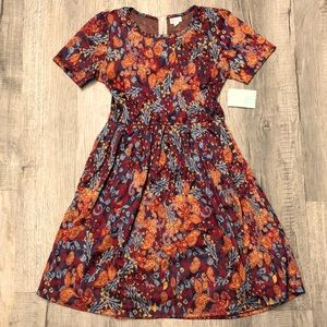 LuLaRoe 2XL fall harvest Amelia